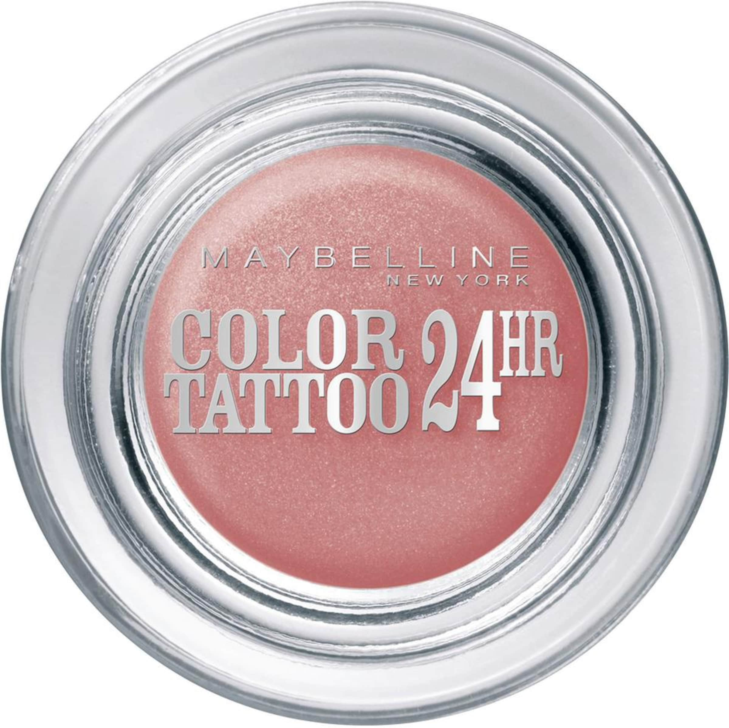 MAYBELLINE New York 'Eyestudio Color Tattoo 24H' Creme-Gel-Lidschatten Neue 85UjN
