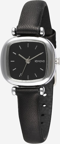 Komono Analog Watch 'Moneypenny' in Black