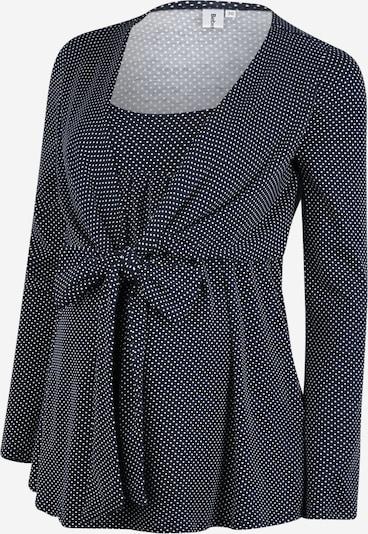 Bebefield T-shirt 'Fabienne' en bleu marine / blanc, Vue avec produit