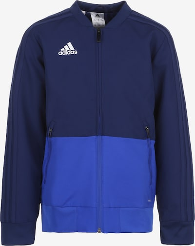 ADIDAS PERFORMANCE Sportief sweatvest 'Condivo 18' in de kleur Blauw / Navy, Productweergave