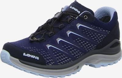 LOWA Outdoorschuh in kobaltblau, Produktansicht