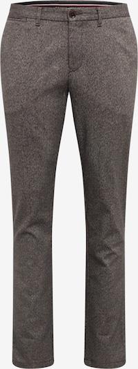 TOMMY HILFIGER Čino bikses pieejami zils / raibi pelēks / sarkans: Priekšējais skats