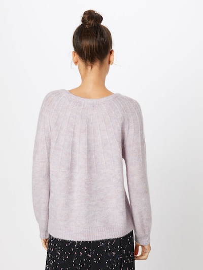 ONLY Pullover in orchidee: Rückansicht