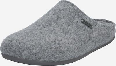 SHEPHERD Pantoufle 'Jon' en gris clair, Vue avec produit