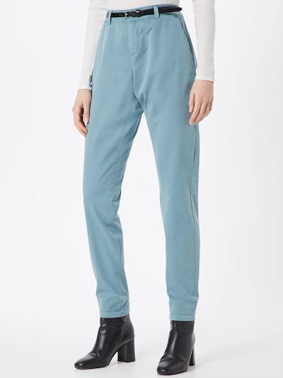 kék VERO MODA Chino nadrág, Modell nézet