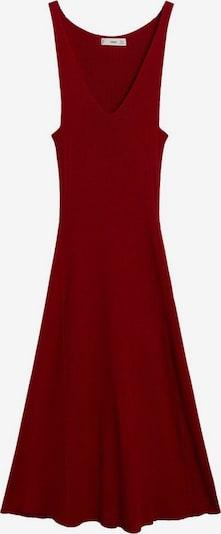 MANGO Robe d'été en rouge, Vue avec produit