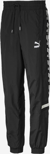 PUMA Hose in schwarz / weiß, Produktansicht