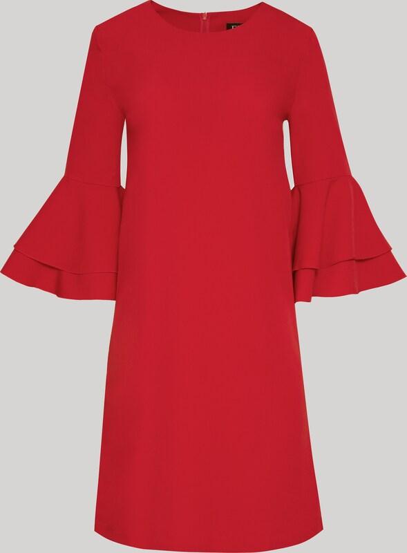 Faina Kleid in feuerrot  Neu in diesem Quartal