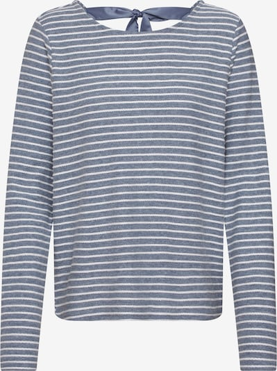 ONLY Pull-over 'ONLELLY STRIPE TOP' en bleu / blanc, Vue avec produit