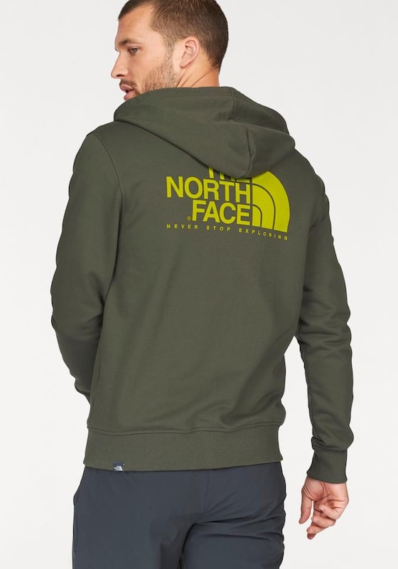 THE NORTH FACE Kapuzensweatjacke 'EXTENT II LOGO HOODY'