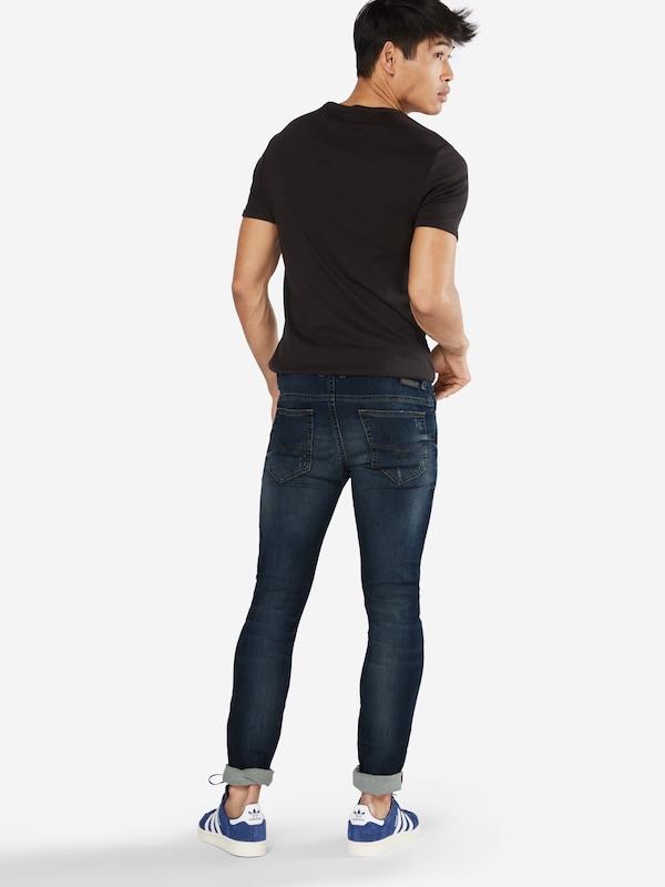 DIESEL Jogg-Jeans aus Sweat 'Thommer'