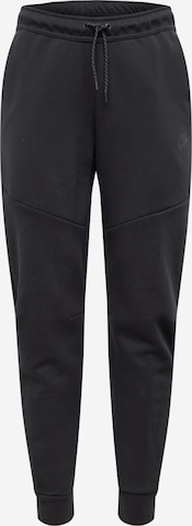 Nike Sportswear Hose in Schwarz