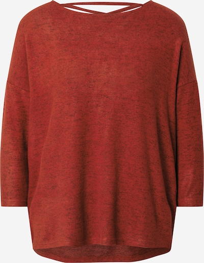 ONLY Pullover 'MAYEA SKY' in rot, Produktansicht