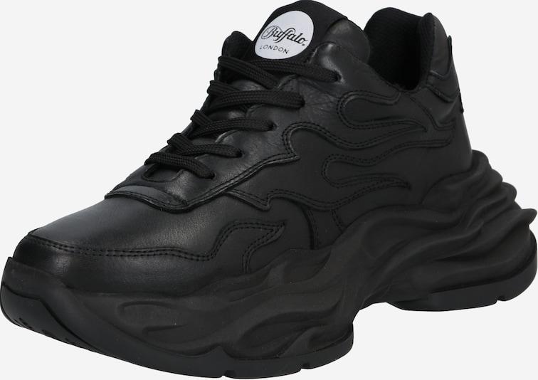 BUFFALO Sneakers laag 'EYZA P' in Zwart CZgYagLx