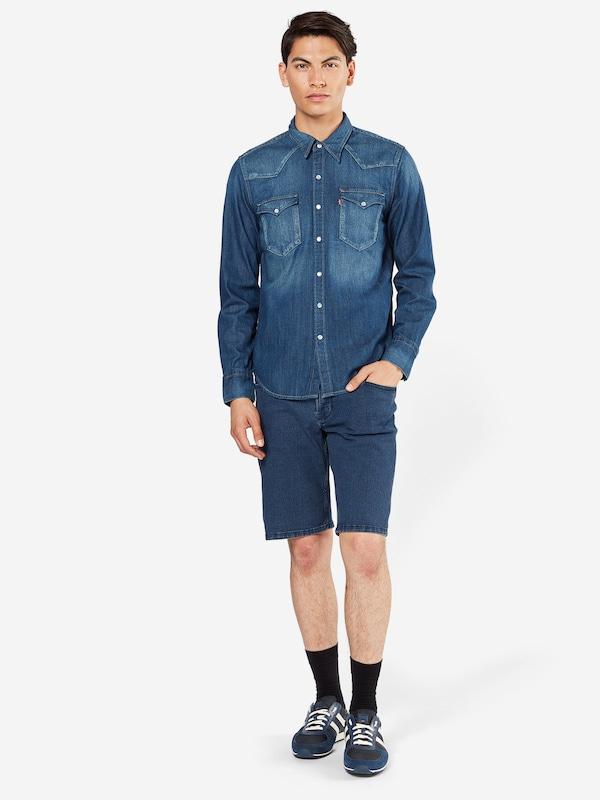Only & Sons Shorts 'SHORTS WEFT MEDIUM BLUE 7369 EXP'