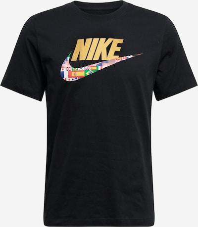 Marškinėliai iš Nike Sportswear , spalva - juoda, Prekių apžvalga