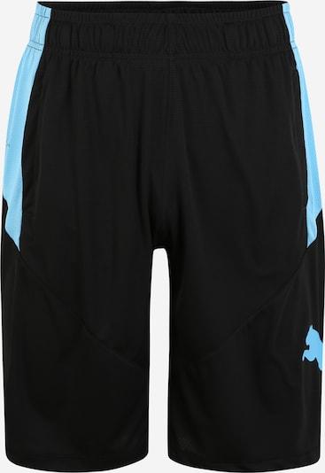 PUMA Spodnie sportowe 'Cat' w kolorze niebieski / czarnym, Podgląd produktu