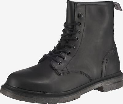 WRANGLER Schnürstiefelette 'Rocky Boot' in schwarz, Produktansicht