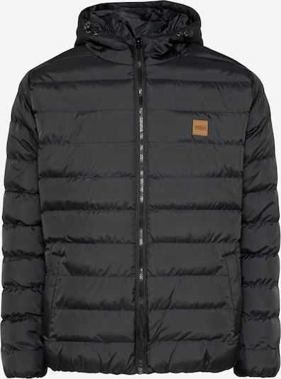 Urban Classics jacke 'Basic Bubble' in schwarz, Produktansicht