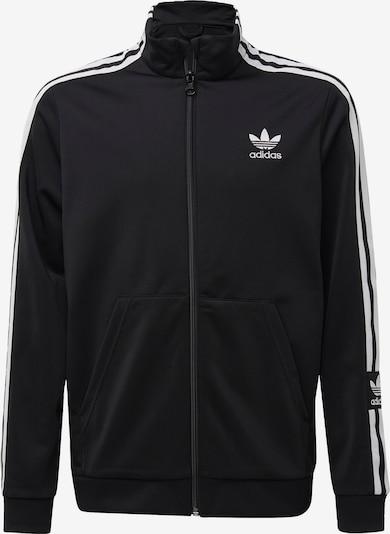 ADIDAS ORIGINALS Sweatjacke in schwarz, Produktansicht