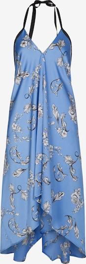 Nicowa Kleid 'EDMA' in royalblau / schwarz / weiß, Produktansicht