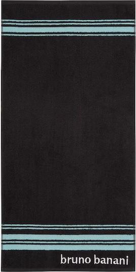 BRUNO BANANI Handtuch Set 'Daniel' in anthrazit, Produktansicht