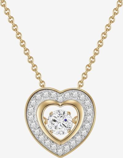 Rafaela Donata Halskette in goldgelb / weiß, Produktansicht