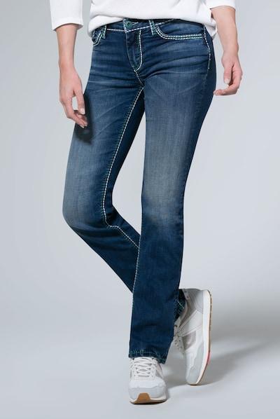 Soccx Jeans in dunkelblau, Modelansicht