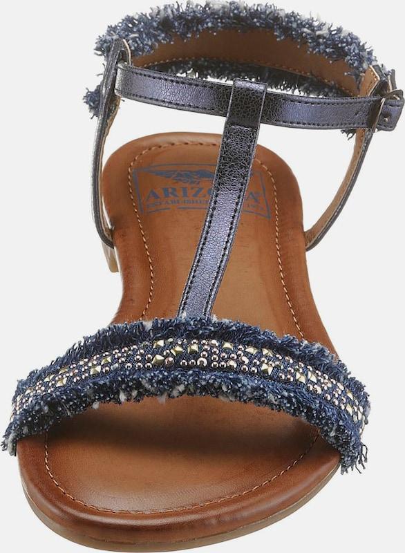 ARIZONA Riemchensandale Verschleißfeste billige Schuhe Qualität Hohe Qualität Schuhe f7b6f6