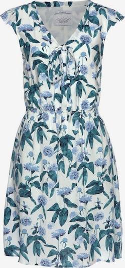 ZABAIONE Poletna obleka 'Caprice' | pastelno modra / bela barva, Prikaz izdelka