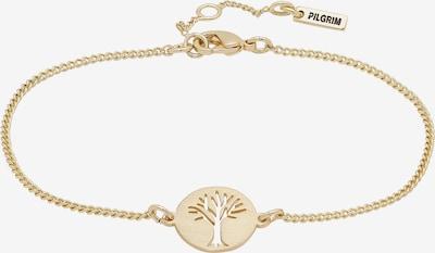 Pilgrim Armband 'Elin' in gold, Produktansicht