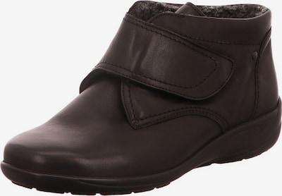 SEMLER Enkellaarsje in de kleur Zwart, Productweergave