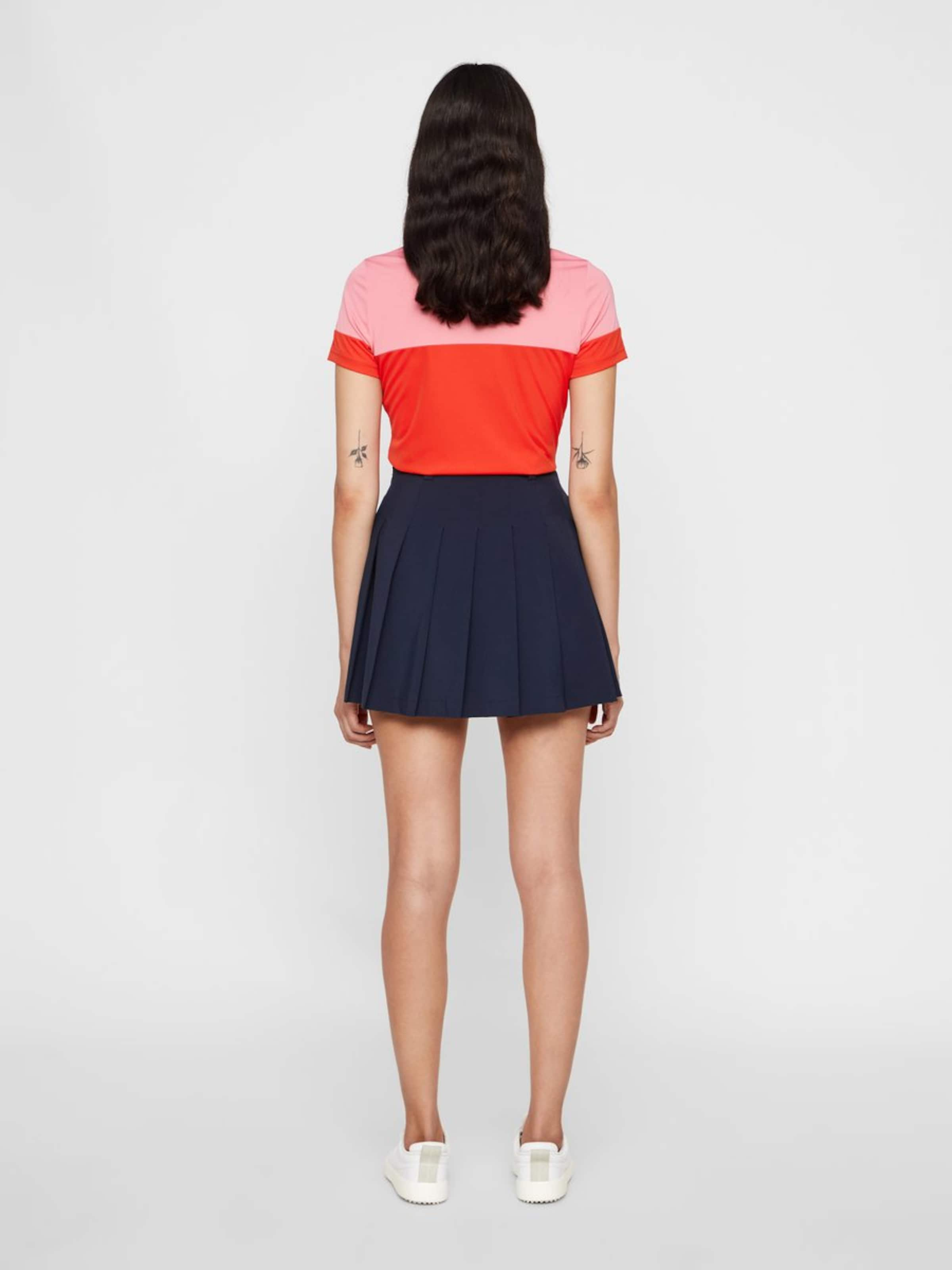 T En shirt Rouge J 'ditte' lindeberg kilwTXOuPZ