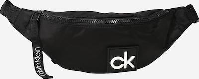 Borsetă Calvin Klein pe negru / alb, Vizualizare produs