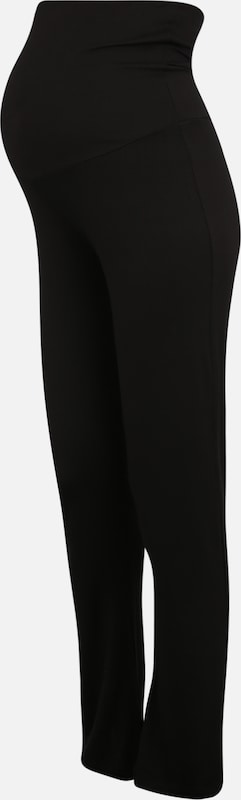 MAMALICIOUS Hose 'NEW ROSA JERSEY YOGA PANT' in schwarz, Produktansicht