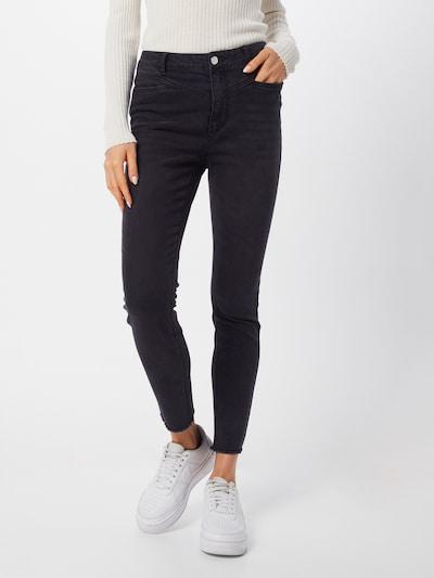 ONLY Jeans 'CHRASSY' in black denim: Frontalansicht