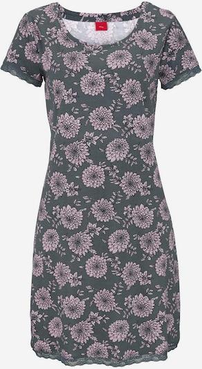 Pižaminiai marškinėliai iš s.Oliver , spalva - tamsiai pilka / šviesiai violetinė, Prekių apžvalga
