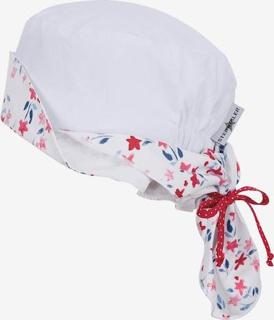 STERNTALER Hut in navy / hellblau / rosa / rot / weiß, Produktansicht
