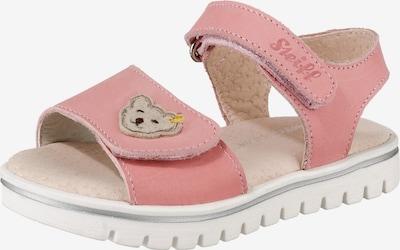 STEIFF Baby Sandalen ANNA für Mädchen in pink, Produktansicht