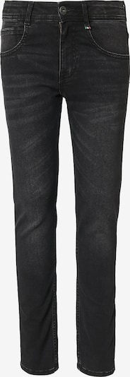 Jeans 'Apache' VINGINO pe denim negru: Privire frontală