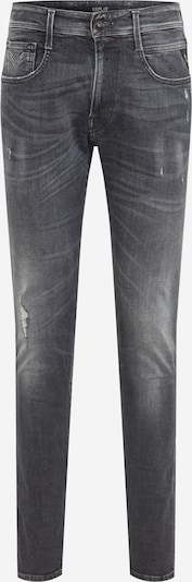 Jeans 'Anbass' REPLAY pe denim gri: Privire frontală