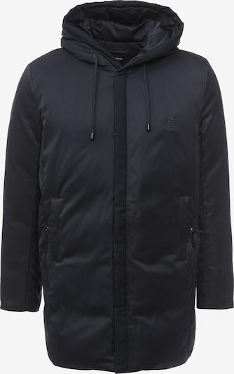 Finn Flare Mantel in dunkelblau, Produktansicht