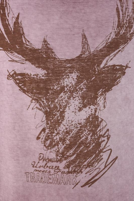 MARJO Trachtenshirt in gerader Form