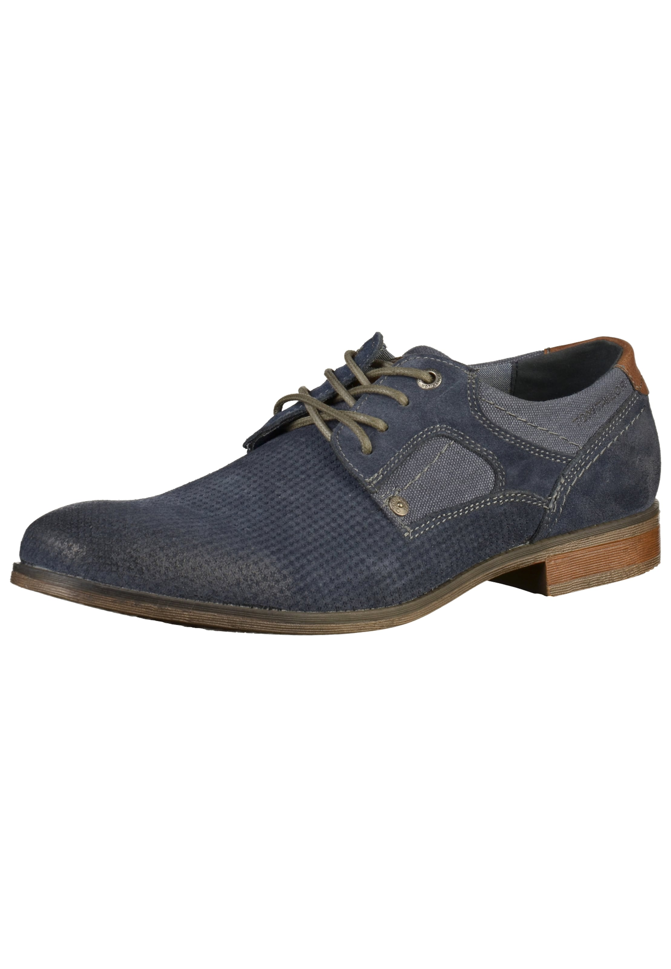 TOM TAILOR Businessschuhe Verschleißfeste billige Schuhe