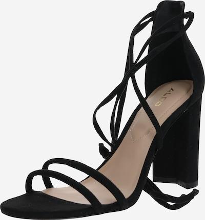 ALDO Sandale 'Nyderia' in schwarz, Produktansicht