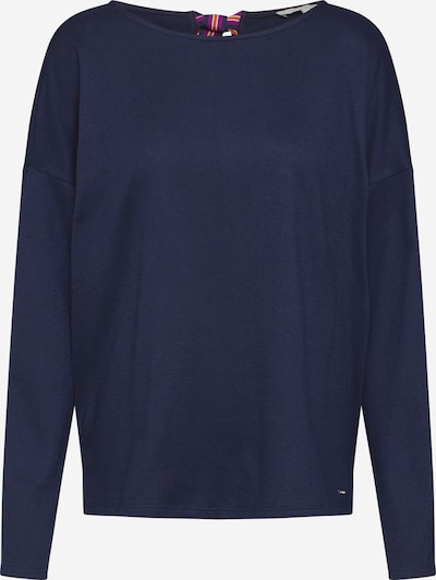TOM TAILOR DENIM Shirt in navy, Produktansicht