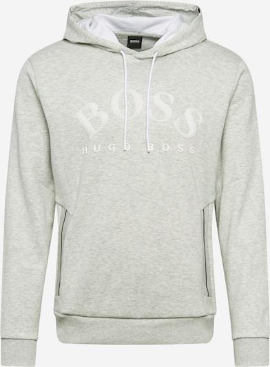 BOSS ATHLEISURE Majica 'Soody' | svetlo siva barva, Prikaz izdelka