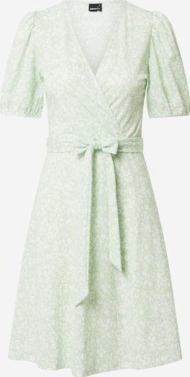 Gina Tricot Robe 'Wanja' en menthe / blanc, Vue avec produit