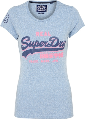 Superdry sportliches Shirt 'SHADOW ENTRY'