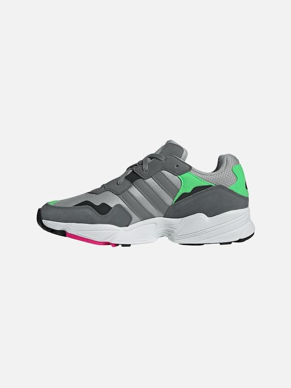 ADIDAS ORIGINALS Sneakers laag 'Yung 96' in Grijs